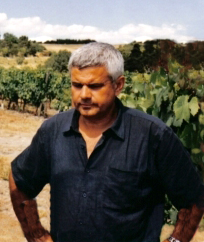 Eric Vialade - Manager of the Vineyard