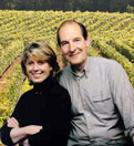 Jan & Caryl live out their passion for wine making