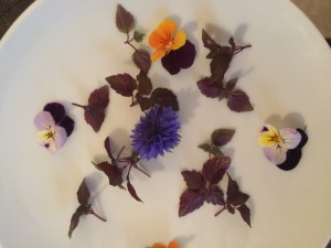 flowersOdelisque